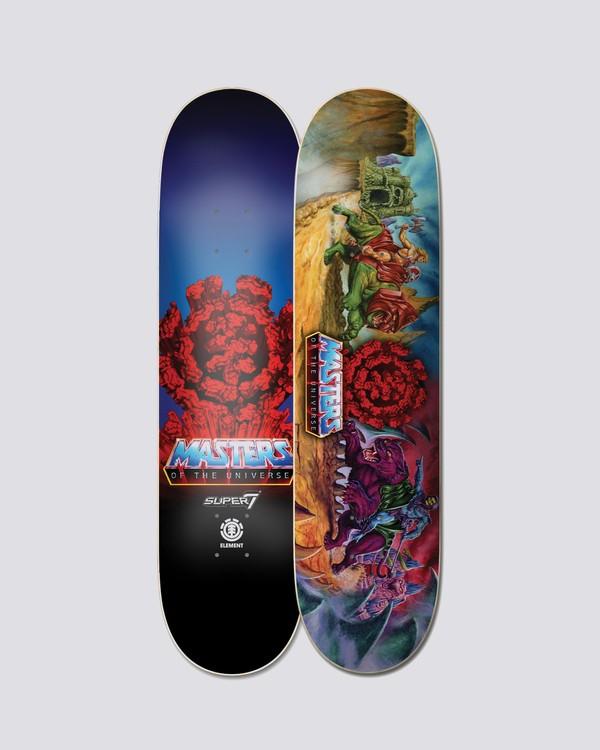 """0 Masters Of The Universe 8.25"""" Battle - Tabla de Skate  S4DCF6ELP0 Element"""