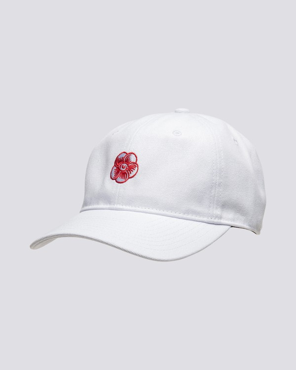 0 Timber Fluky - Dad Cap for Men White S5CTB3ELP0 Element