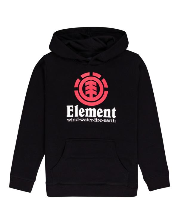 0 Vertical - Hoodie for Boys Black U2HOA6ELF0 Element