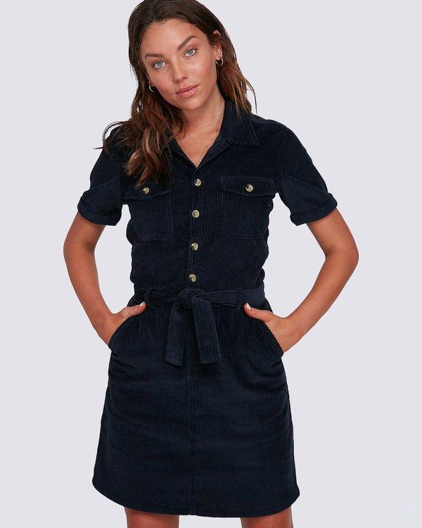 0 Marlo - Dress for Women Blue U3DRA1ELF0 Element