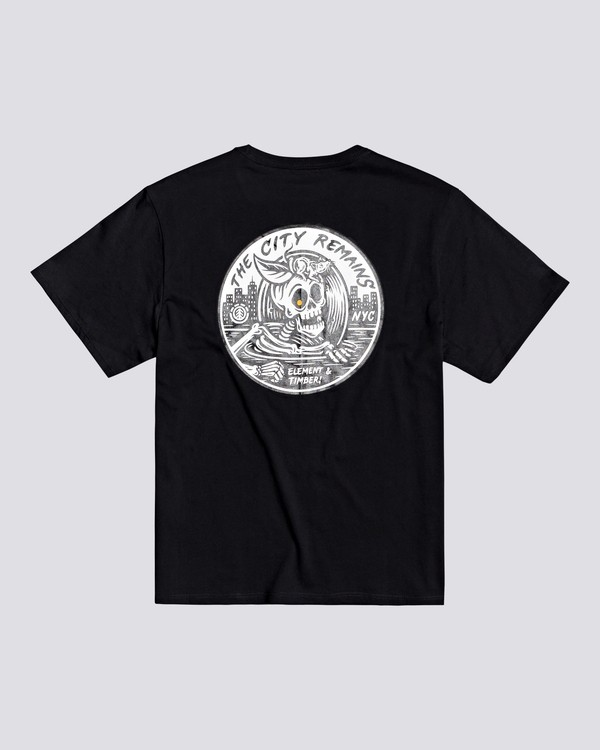 0 Timber! The Remains B-Side - T-Shirt for Women Black U3SSA1ELF0 Element
