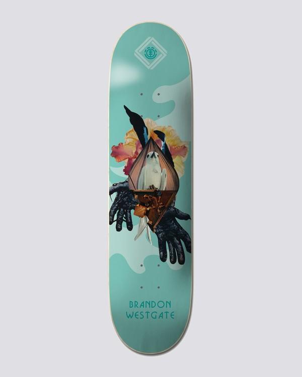"0 8.38"" Cut Paste Loy - Skateboard Deck  U4DCB8ELF0 Element"