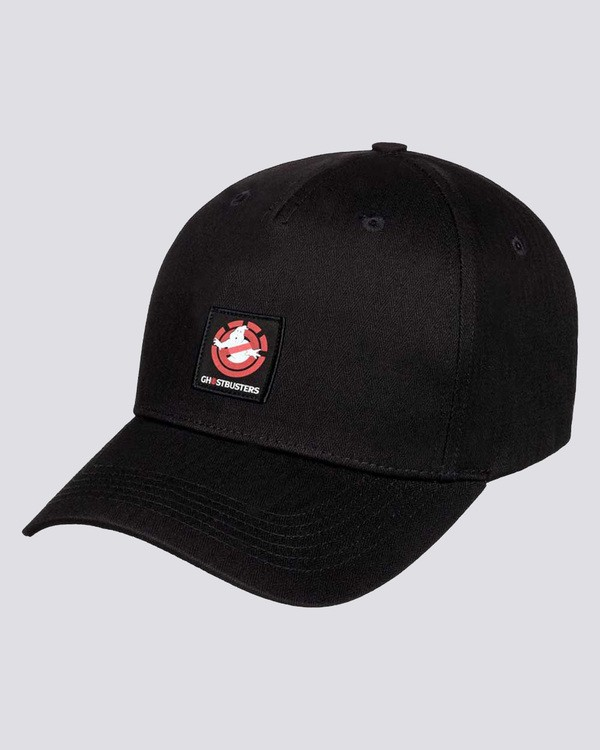 0 Ghostbusters - Cappellino snapback da Uomo Black U5CTC2ELF0 Element
