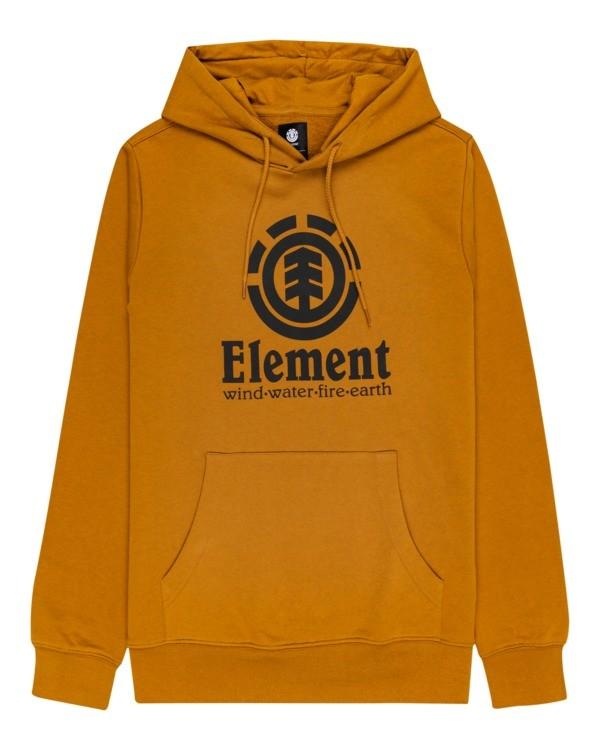 0 Vertical - Sudadera con capucha para Hombre Marron W1HOD1ELP1 Element