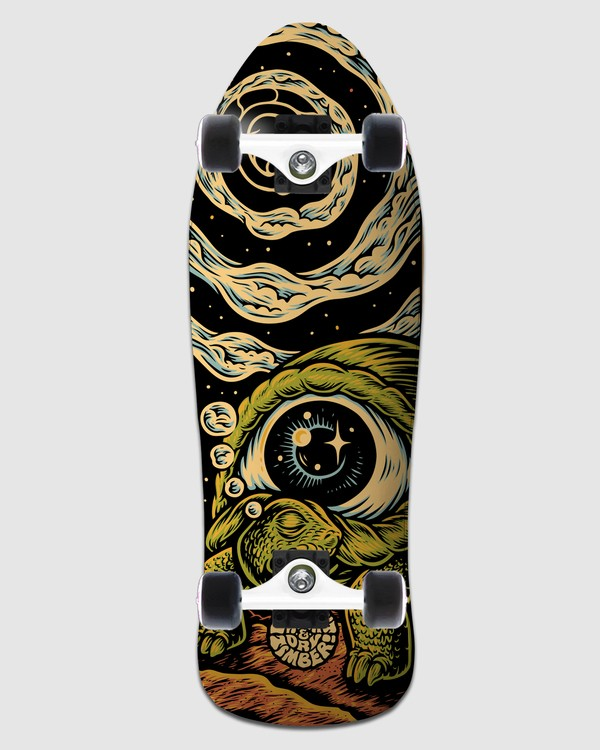 0 TIMBER HIGH DRY 8.75 COMPLETE SKATEBOARD Multicolor W4CPA2 Element