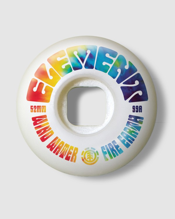 0 TRIP OUT 52MM WHEELS Multicolor W4WHA5 Element