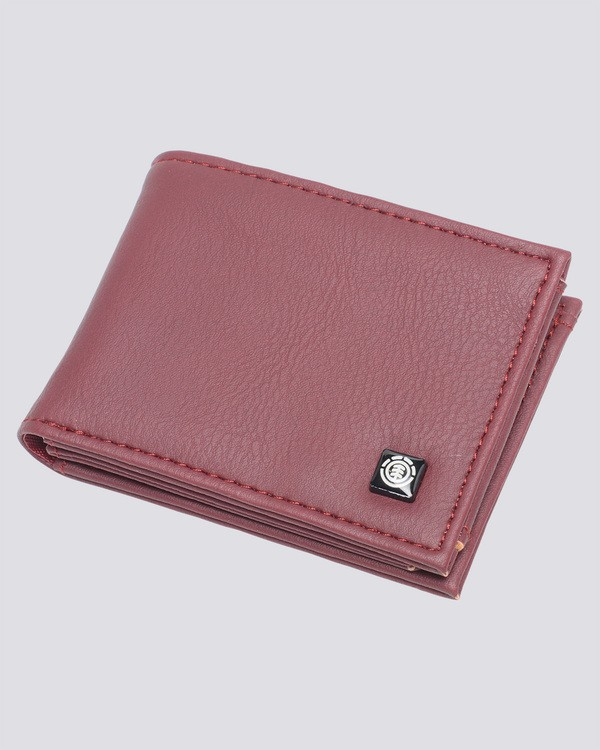 0 Segur - Wallet for Men Red W5WLA2ELP6 Element