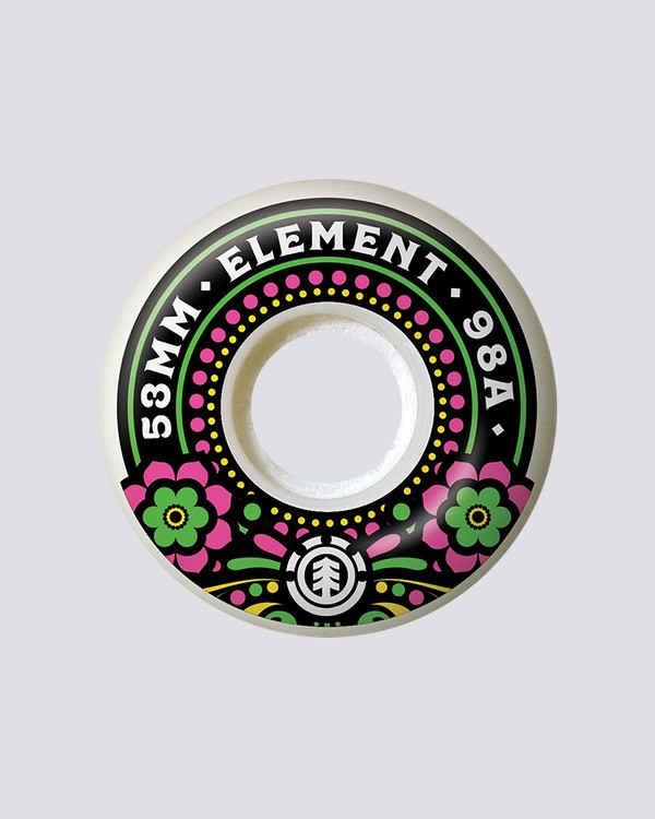 0 Recuerda Flores Wheels  WHLGWRFL Element