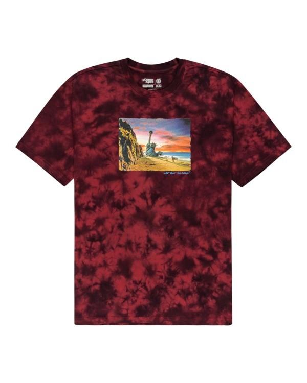 0 Pota Zeal - T-Shirt for Unisex Black Z1SSQ9ELF1 Element