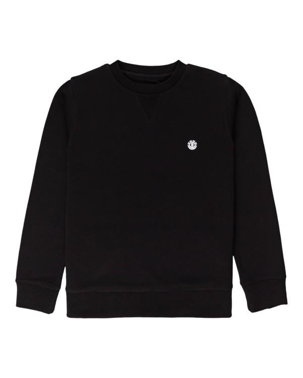 0 Cornell Classic - Sweatshirt for Boys Black Z2CRB6ELF1 Element