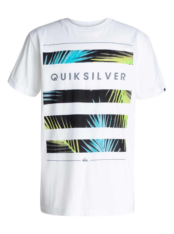 6037767f92 Boys 4-7 Shelter T-Shirt 40454113 | Quiksilver