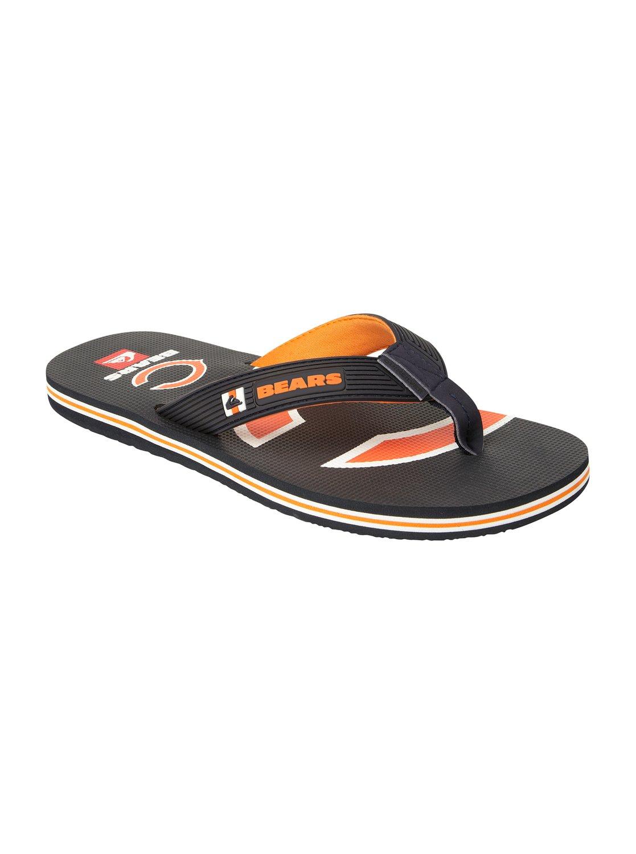 6c90f879 Chicago Bears NFL Sandals 857429 | Quiksilver
