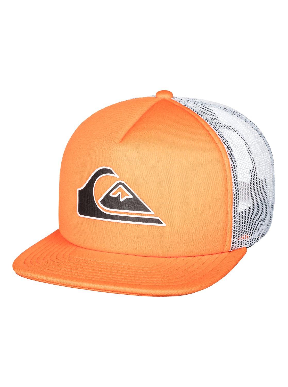 39155ce965a4f 0 Boys 8-16 Snapper Trucker Hat AQBHA03116 Quiksilver