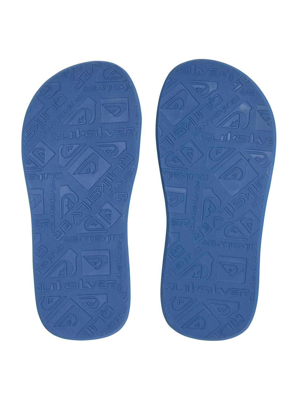 56a8e528b078 3 Boys 8-16 Triton Slide Sandals AQBL100005 Quiksilver