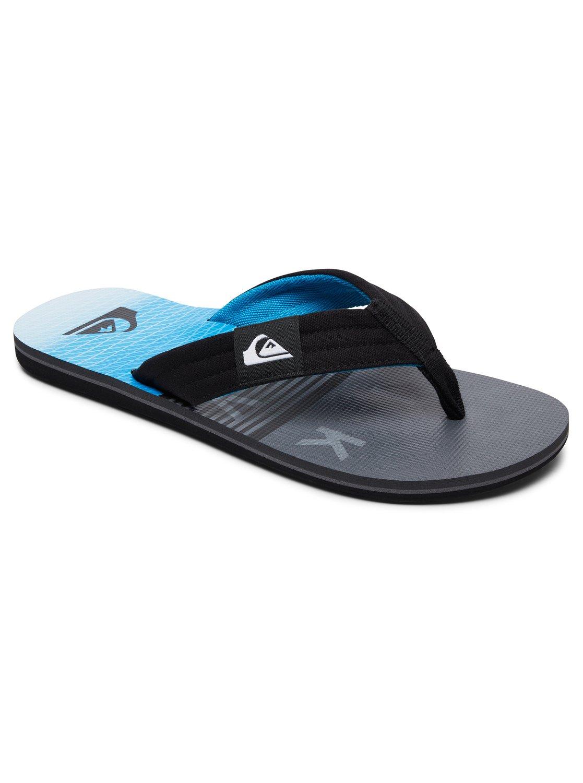 84a7859252 Boy's 8-16 Molokai Layback Sandals AQBL100261 | Quiksilver