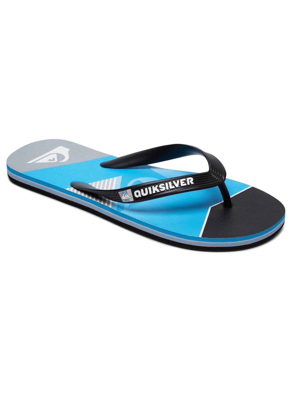 c5b2624c8 0 Molokai Slash Fade Logo - Flip-Flops for Boys Black AQBL100264 Quiksilver