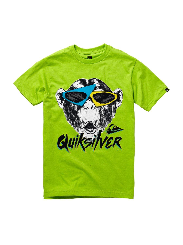 d10eae7cb4 Boys 8-16 Monkey Biz T-shirt AQBZT00314 | Quiksilver