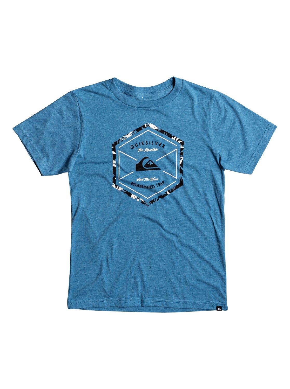 Ni/ños 8-16 Camiseta Quiksilver