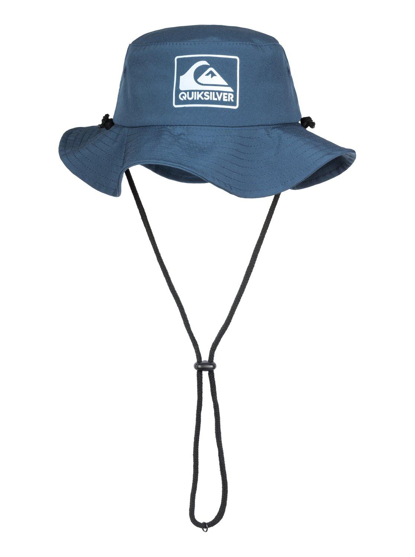 1deaf2b6a9586 0 Boys 2-7 Gelly Hat AQKHA03073 Quiksilver