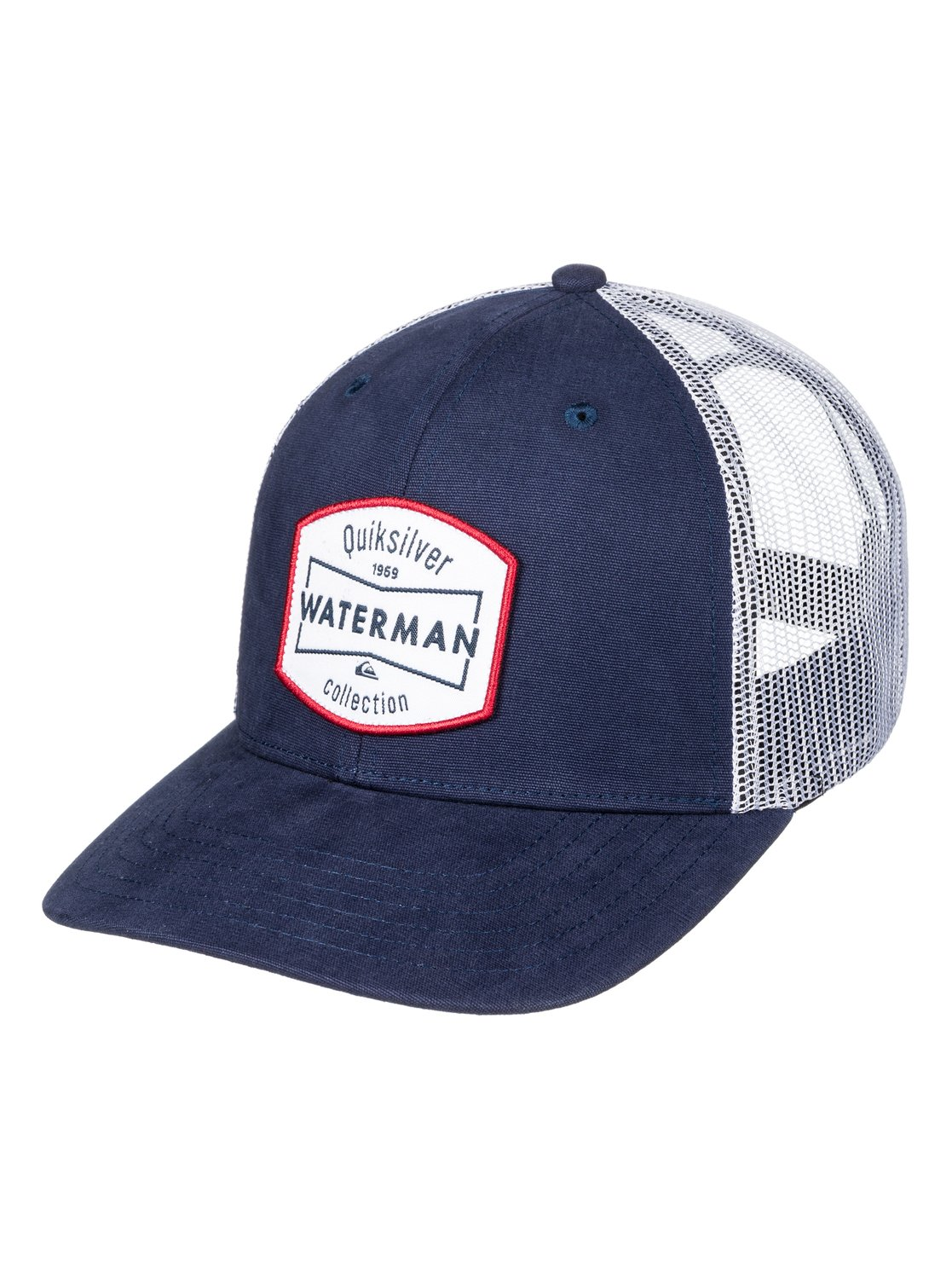 97f370b6e87334 0 Waterman Collection Trucker Hat AQMHA03062 Quiksilver