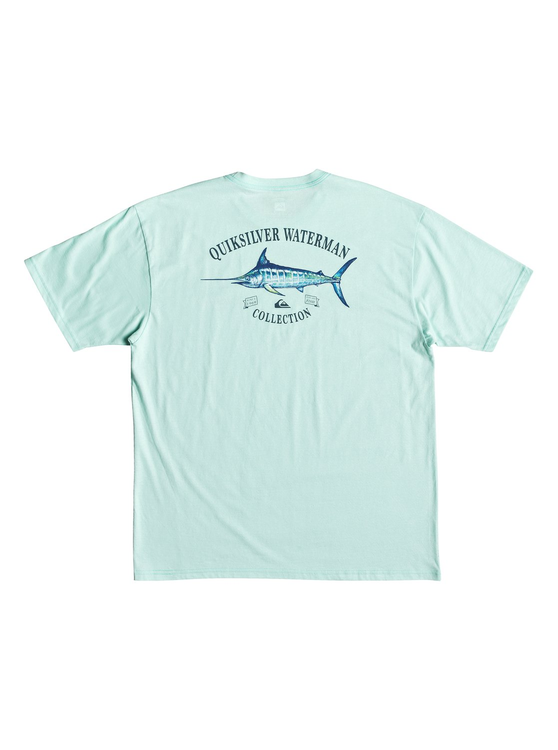 Quiksilver-Waterman-Wave-After-Wave-Tee-AQMZT03346 thumbnail 15