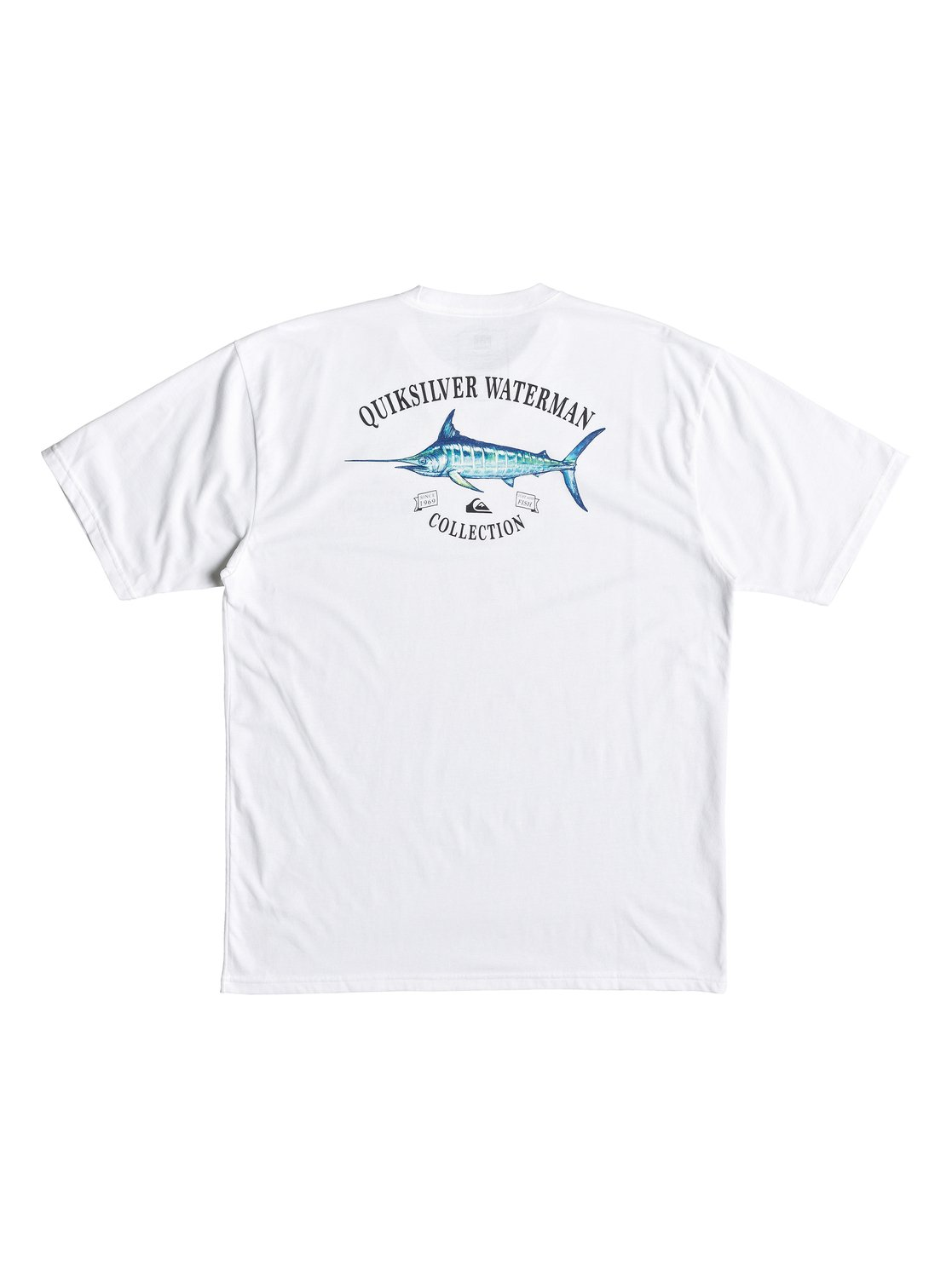 Quiksilver-Waterman-Wave-After-Wave-Tee-AQMZT03346 thumbnail 10