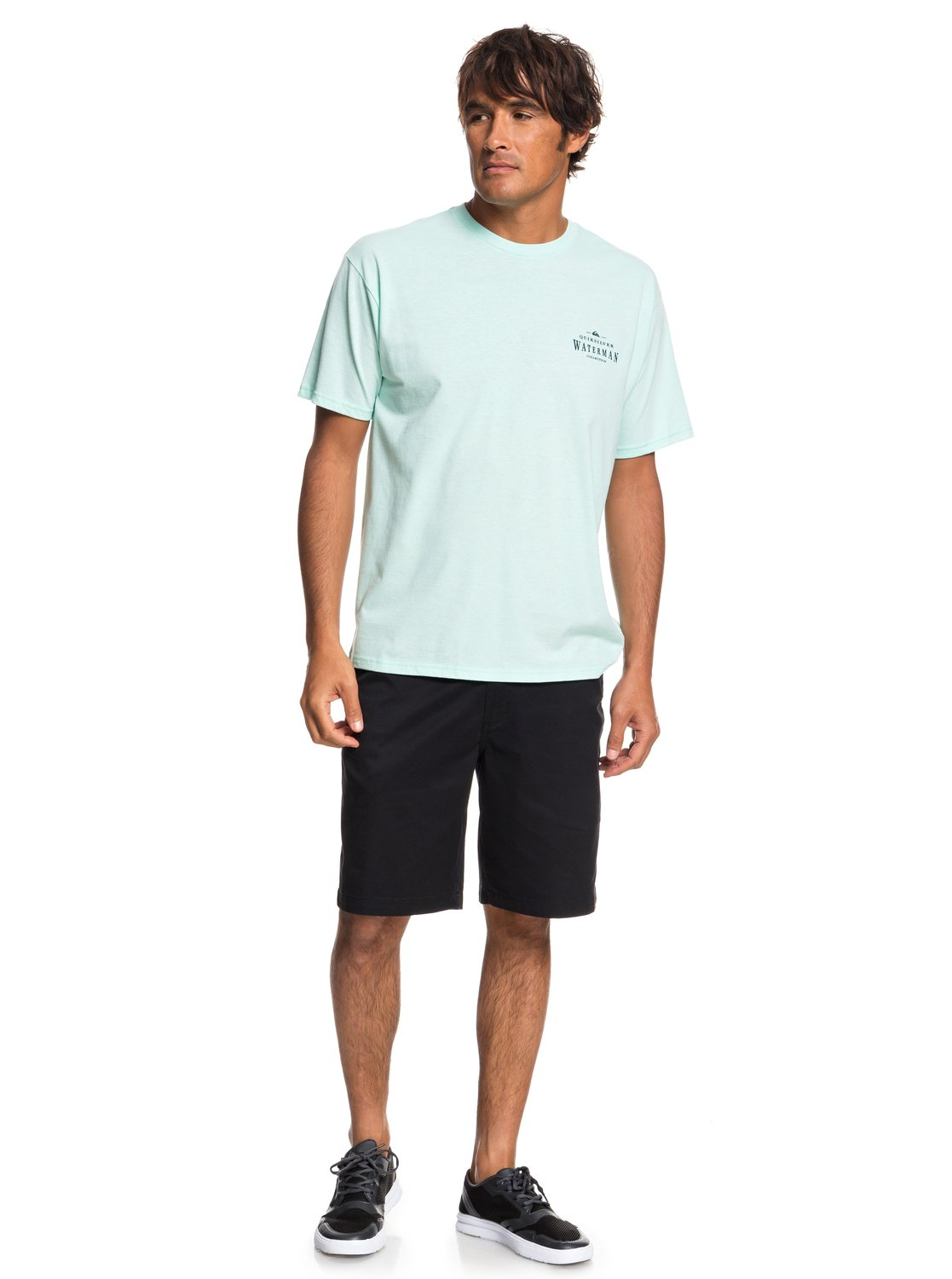 Quiksilver-Waterman-Wave-After-Wave-Tee-AQMZT03346 thumbnail 12