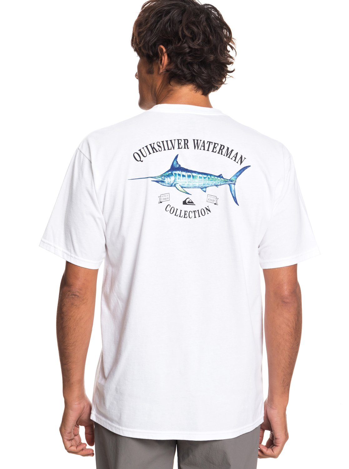 Quiksilver-Waterman-Wave-After-Wave-Tee-AQMZT03346 thumbnail 8
