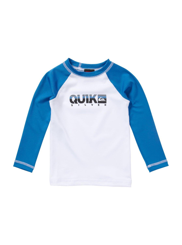 09ba012e98 0 Boys 2-4 Extra Extra Long Sleeve Rashguard AQTWR00011 Quiksilver