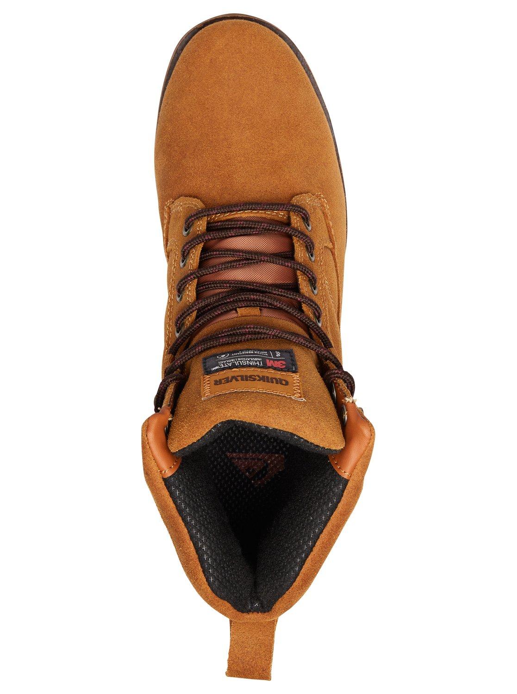 bf542bc1ec8f34 4 Bronk - Wasserabweisende Stiefel für Männer Braun AQYB700034 Quiksilver