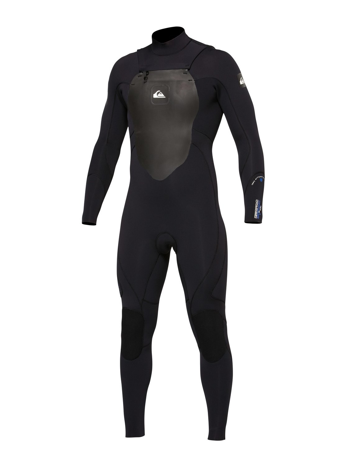 a4d3370108 Syncro 4/3 Chest Zip GBS Wetsuit AQYFL00006 | Quiksilver