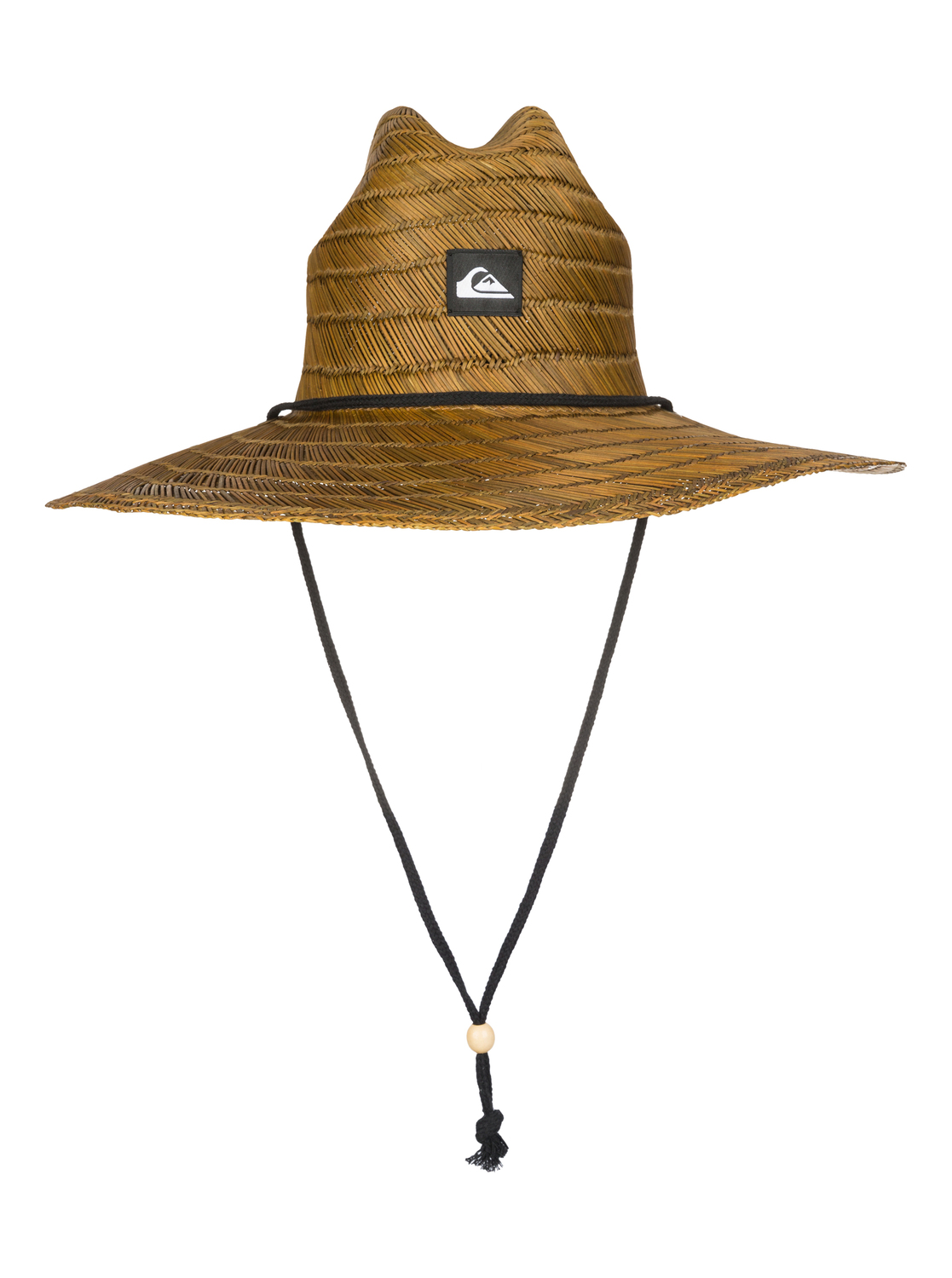 1c2ccb73e2848 0 Pierside Straw Lifeguard Hat Brown AQYHA00145 Quiksilver