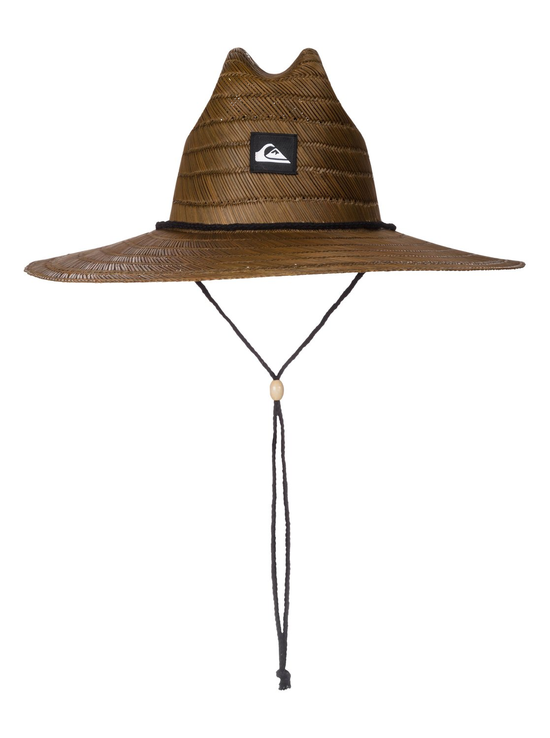 5c0808db84ac5 1 Pierside Straw Lifeguard Hat Brown AQYHA00145 Quiksilver