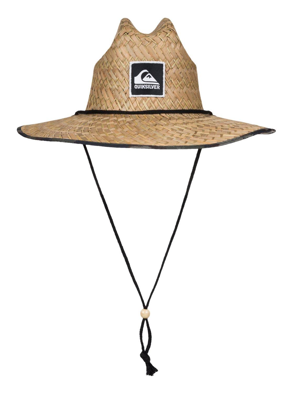 9a1393fb2c4 0 Outsider Straw Lifeguard Hat AQYHA03218 Quiksilver