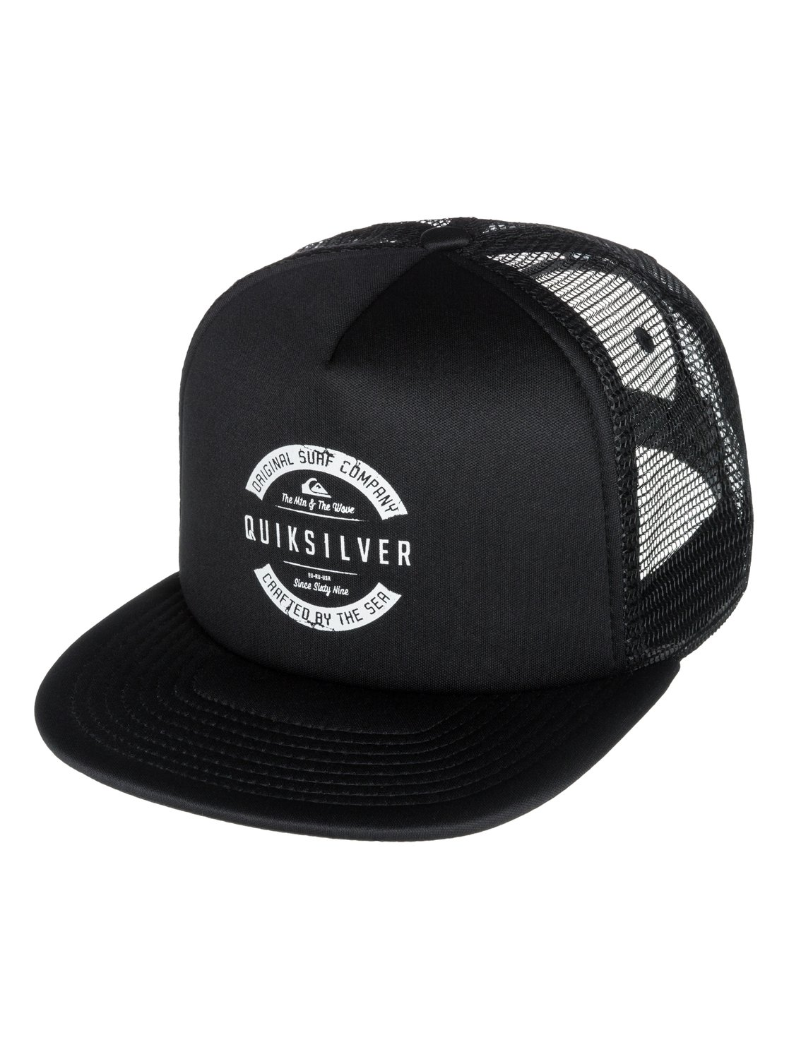 7e96007ac8357 0 Everyday Eclipse Trucker Hat AQYHA03270 Quiksilver