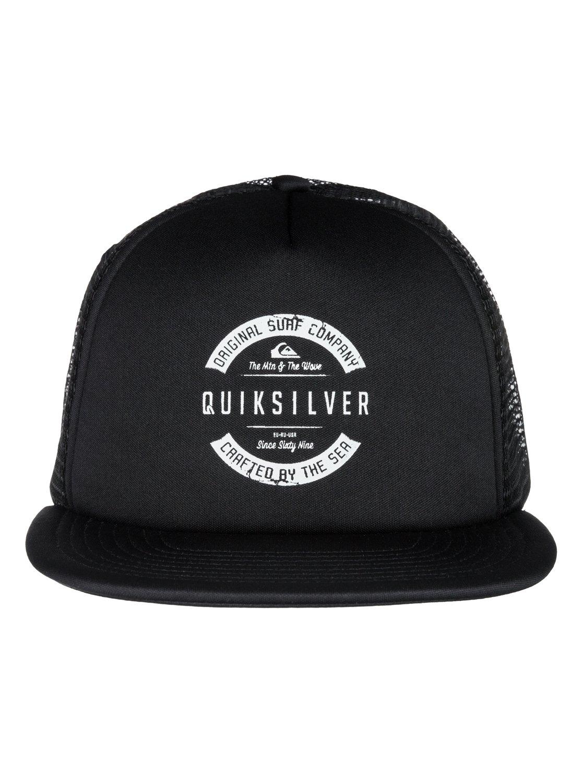 db6b929ca0df2 1 Everyday Eclipse Trucker Hat AQYHA03270 Quiksilver