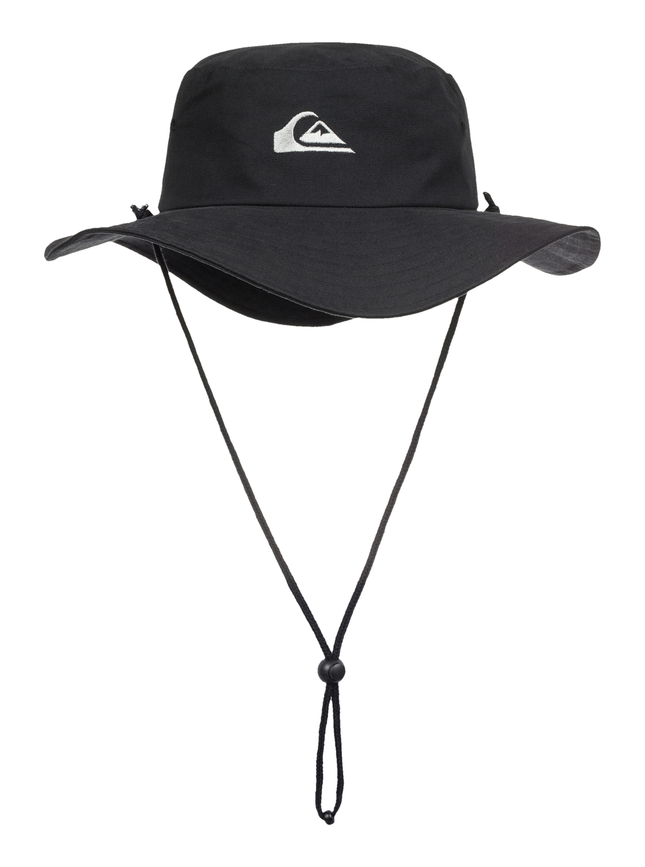 d8a32776edcdb Quiksilver™ Bushmaster - Bucket Hat - Men - L - Black