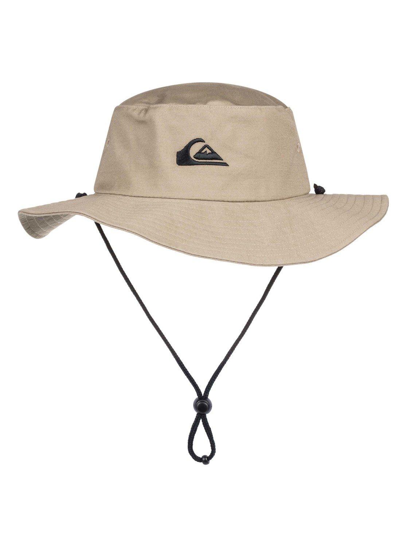 28338e8ce9981 0 Bushmaster Bucket Hat Brown AQYHA03314 Quiksilver