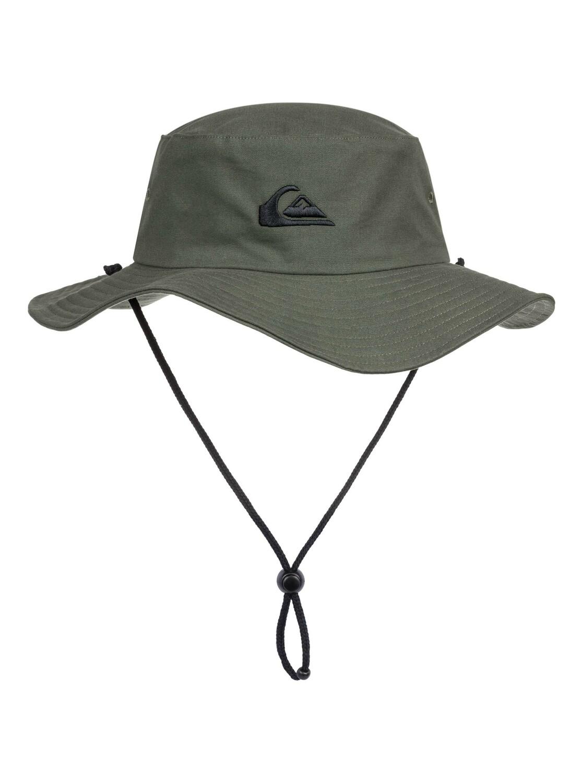 df508b7807e5a 0 Bushmaster - Bucket Hat for Men Brown AQYHA03314 Quiksilver