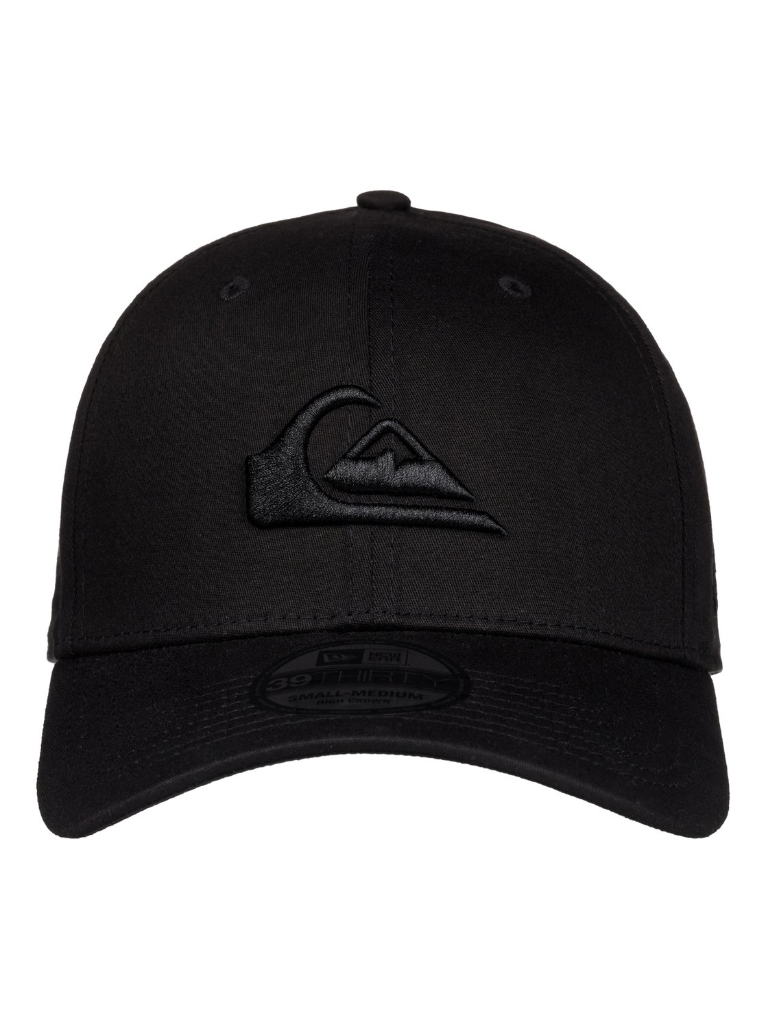 detailed look 58c7b daef5 1 Mountain   Wave - New Era® Stretch Fit Cap Black AQYHA03487 Quiksilver