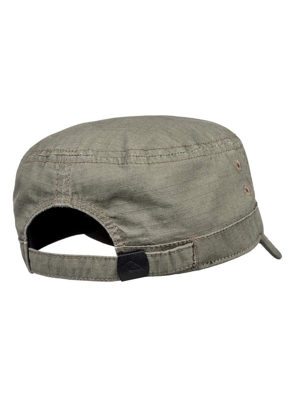 4b1050563f6 2 Renegade - Military Cap for Men Brown AQYHA03575 Quiksilver