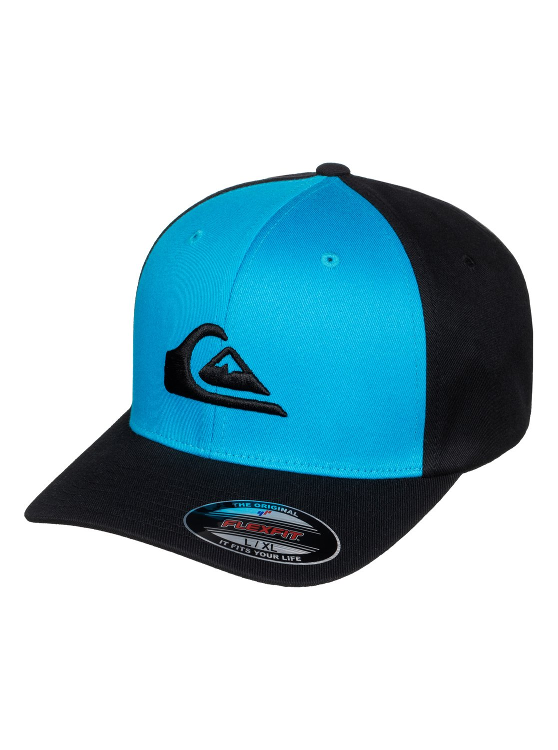 new photos 65ef2 66fb0 0 Mountain And Wave Flexfit Hat AQYHA03630 Quiksilver
