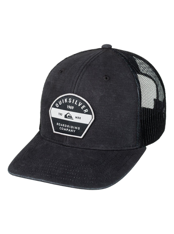 premium selection faedf 0f71a 0 Silver Lining Trucker Hat AQYHA03845 Quiksilver