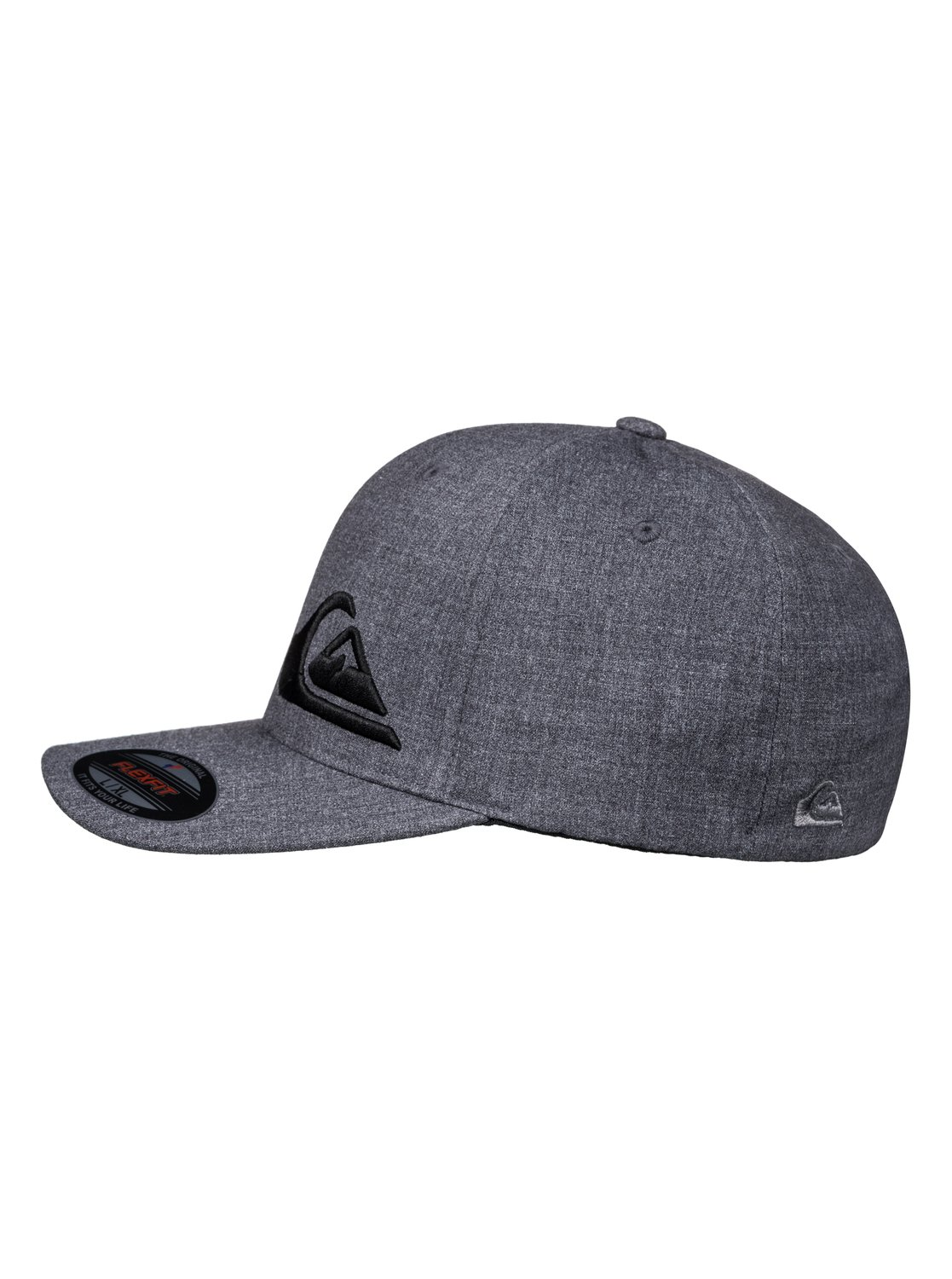 brand new 14295 291d5 1 Final - Flexfit® Cap for Men Black AQYHA03860 Quiksilver