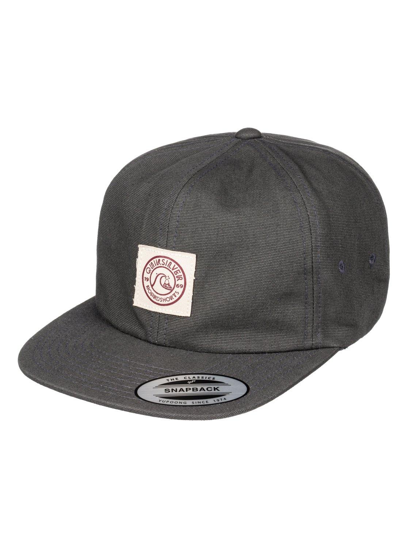 hot sale online c6d21 14a82 0 Original Snapback Hat AQYHA03873 Quiksilver