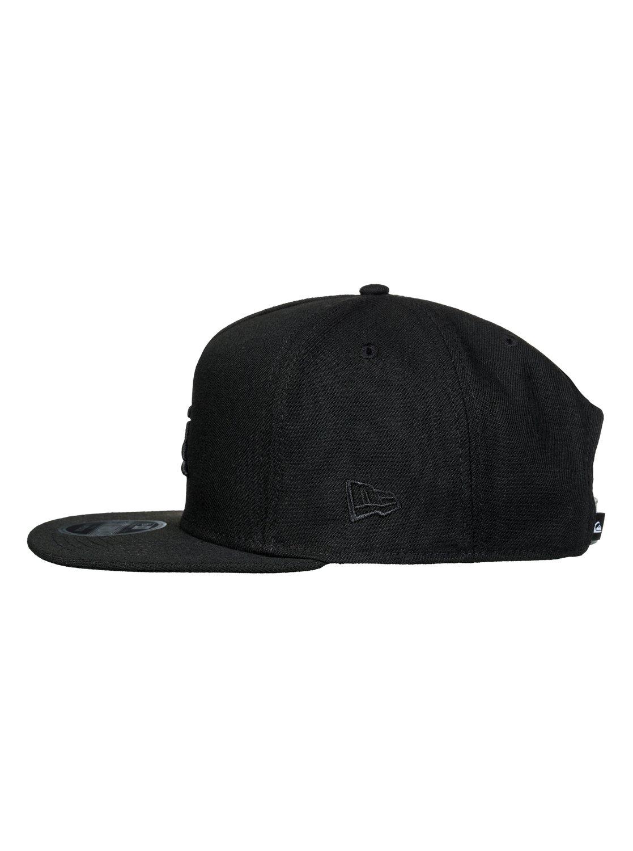 db259fc3 1 Stuckles Snap - Snapback Cap for Men Black AQYHA03989 Quiksilver