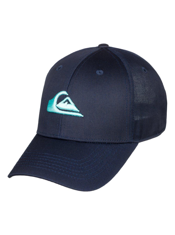 eb6b3e8a 0 Decades - Snapback Cap for Men Black AQYHA04002 Quiksilver