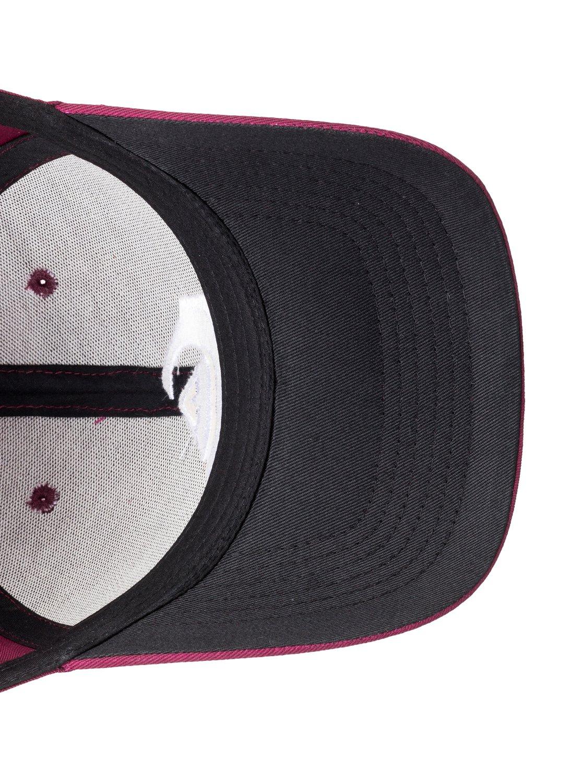 8c5e3f45 3 Decades - Snapback Cap for Men Red AQYHA04002 Quiksilver