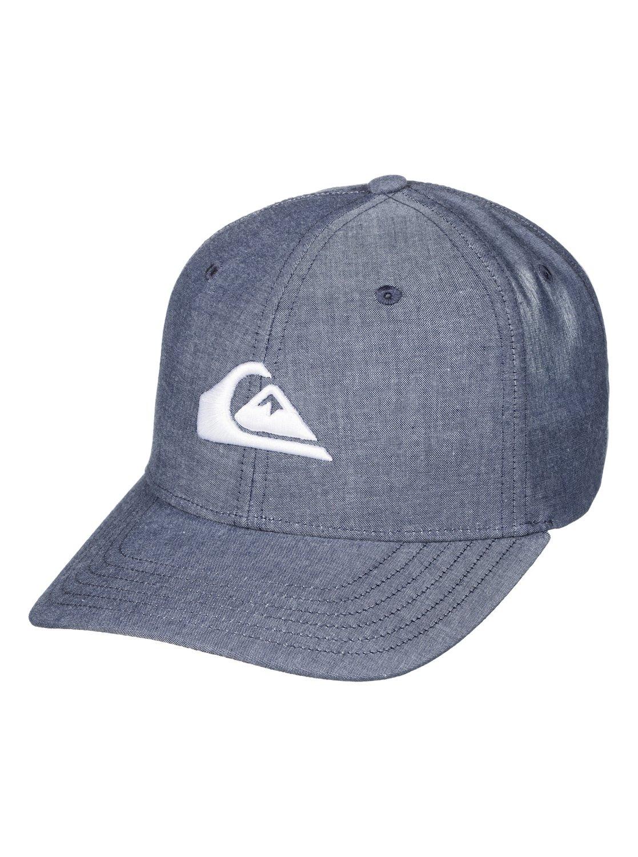 2eec9c46bb8e9a 0 Charger Plus - Snapback Cap for Men Blue AQYHA04003 Quiksilver