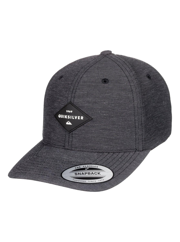 7a3c4b4c6 Union Heather Snapback Hat AQYHA04126 | Quiksilver